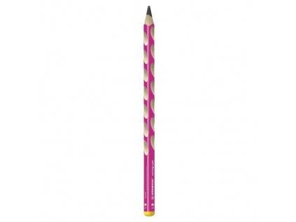 ceruzka grafitova stabilo easy pre lavakov ruzova