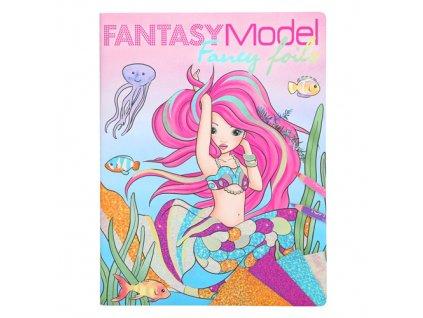 """Kreatívna sada FANTASY Model """"Morská panna"""""""