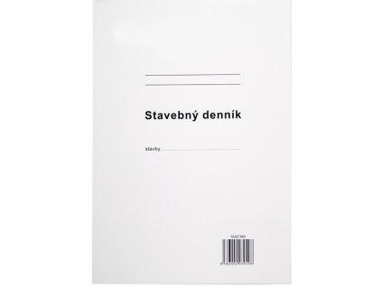 stavebný denník 949