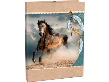 Box na zošity A5 Wild horse