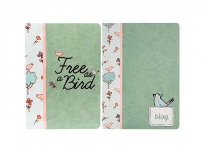 A4 birds