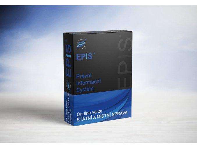 epis statni sprava software box