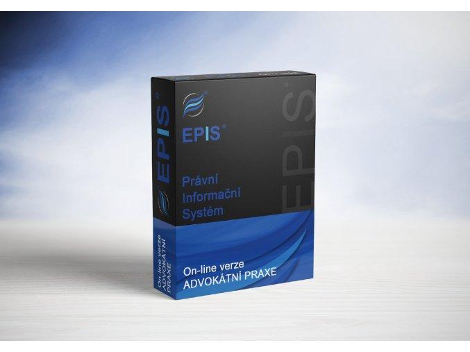 epis advokat software box
