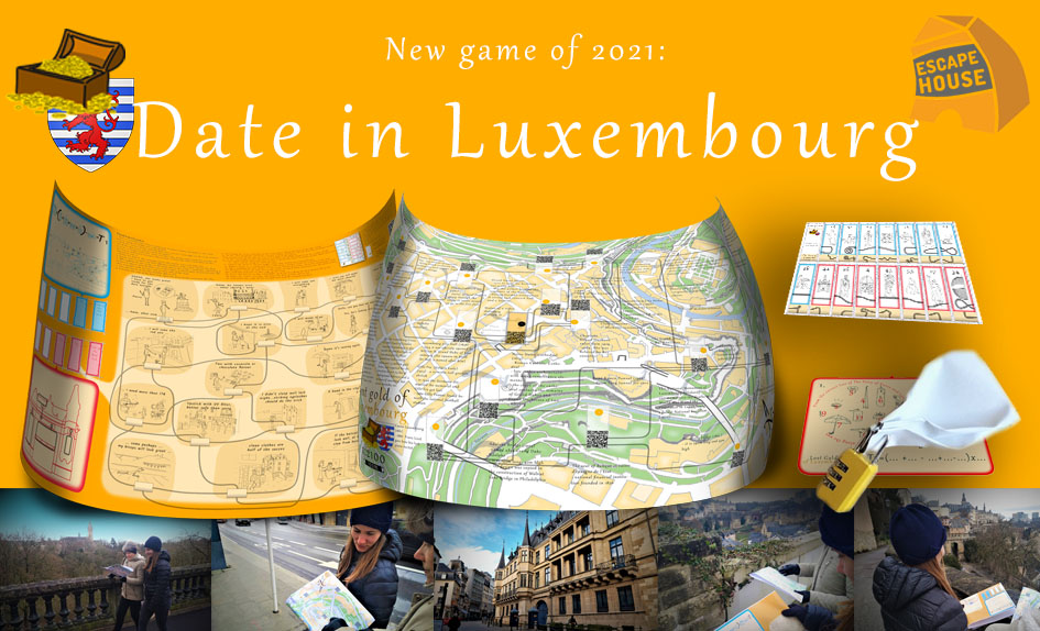 Date in Luxembourg