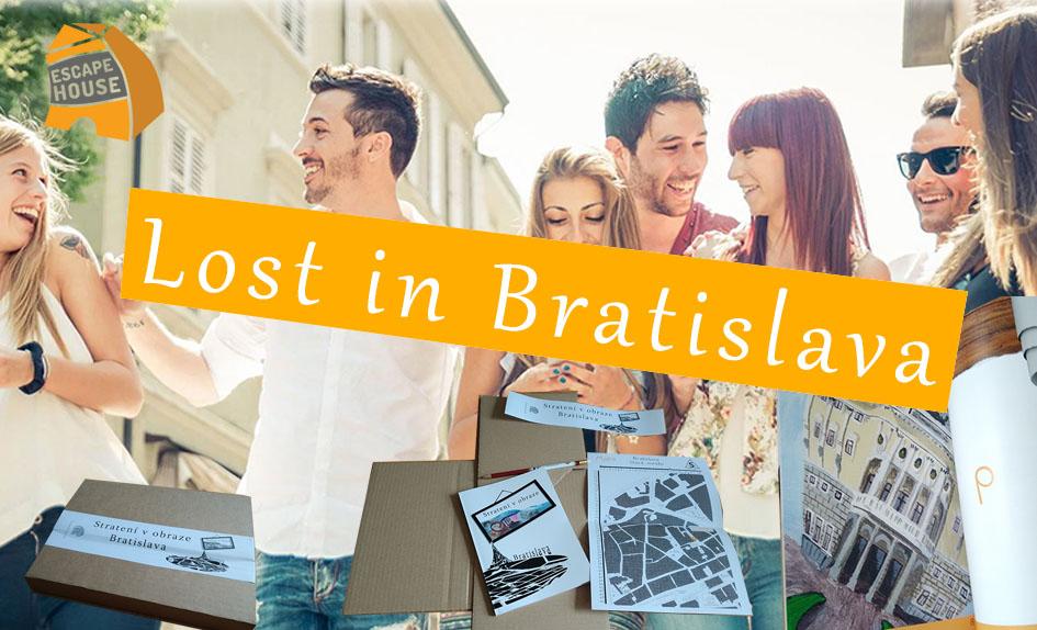 Lost in Bratislava