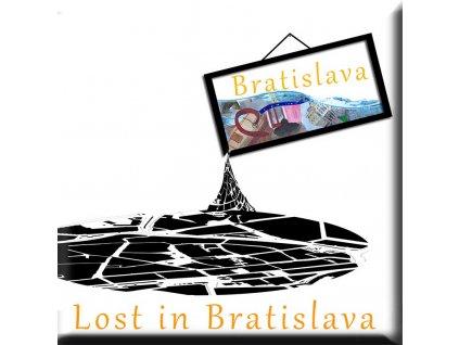 Lost in Bratislava icon