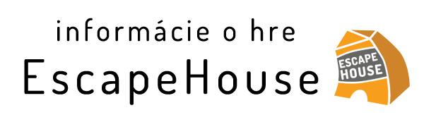 Bližšie informácie o hre Escapehouse