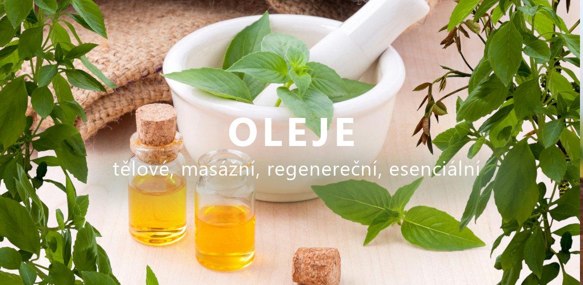 BIO oleje