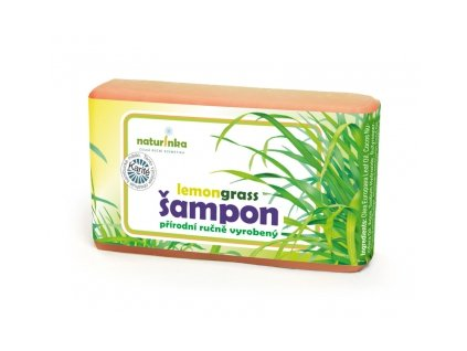 lemongrass sampon