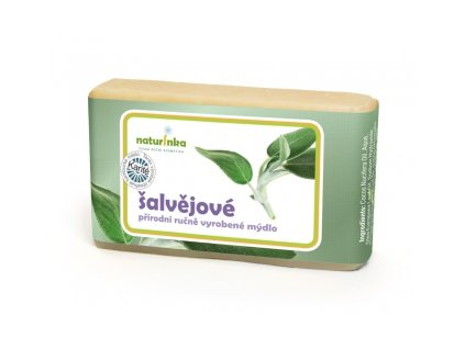 salvejove mydlo