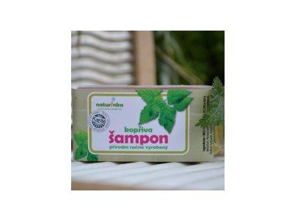 Kopřivový šampon