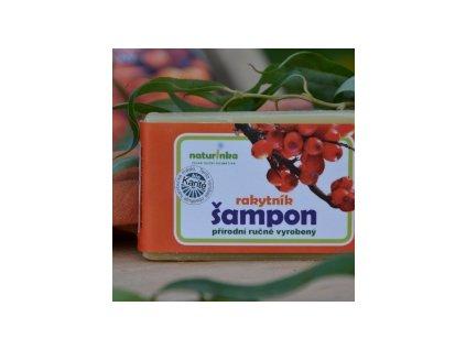 Rakytníkový šampon
