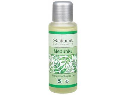 Meduňka - hydrofilní odličovací olej