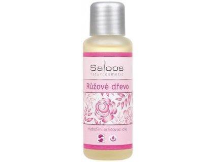 Růžové dřevo - hydrofilní odličovací olej