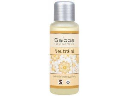 Neutrální - hydrofilní odličovací olej