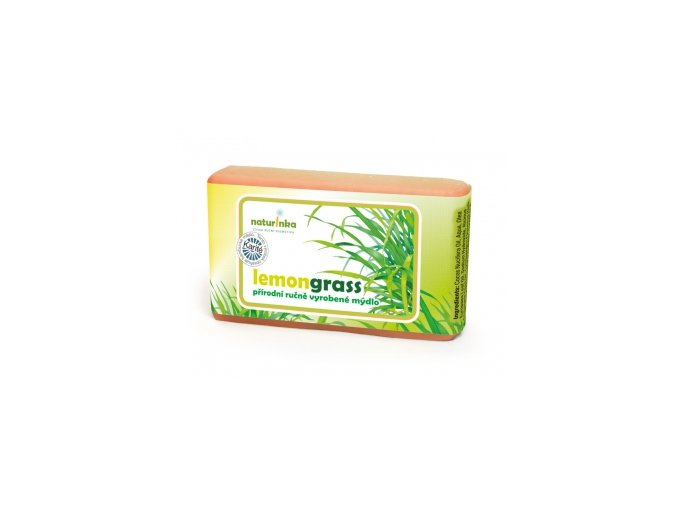 lemongrass mydlo