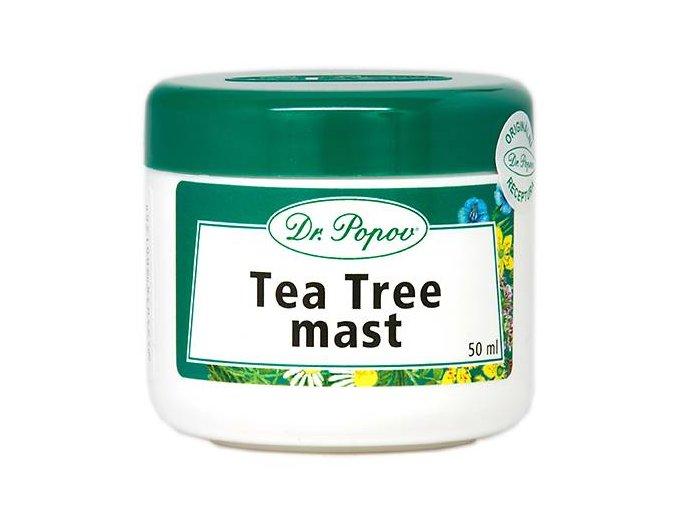 tea tree mast