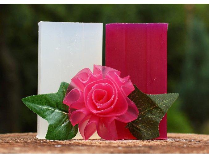 Sada 2ks mýdel + růže