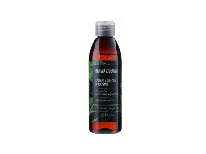 Screenshot 2021 03 22 Barwa Herbal Nettle Shampoo #352;ampon s extraktem z kop #345;iv pro mastn #233; vlasy Makeup cz(1)