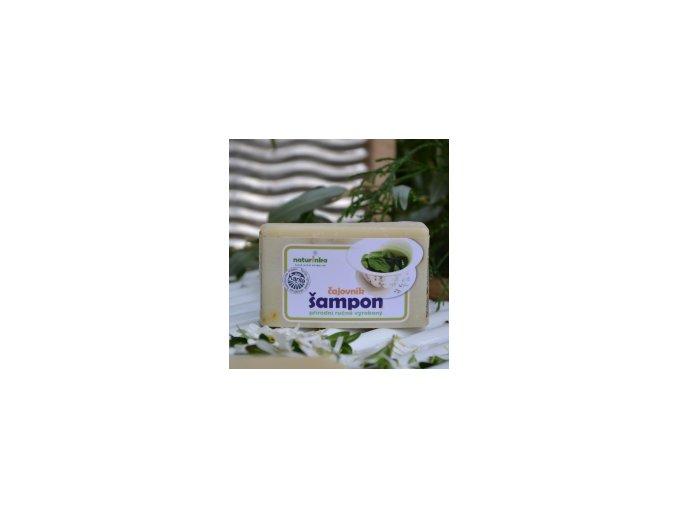 Čajovníkový šampon