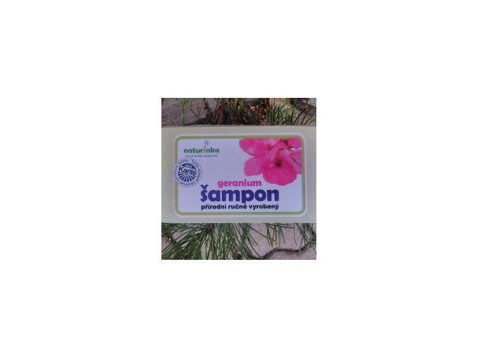 Geranium šampon