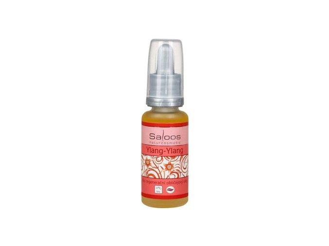 Ylang-Ylang - regenerační obličejový olej