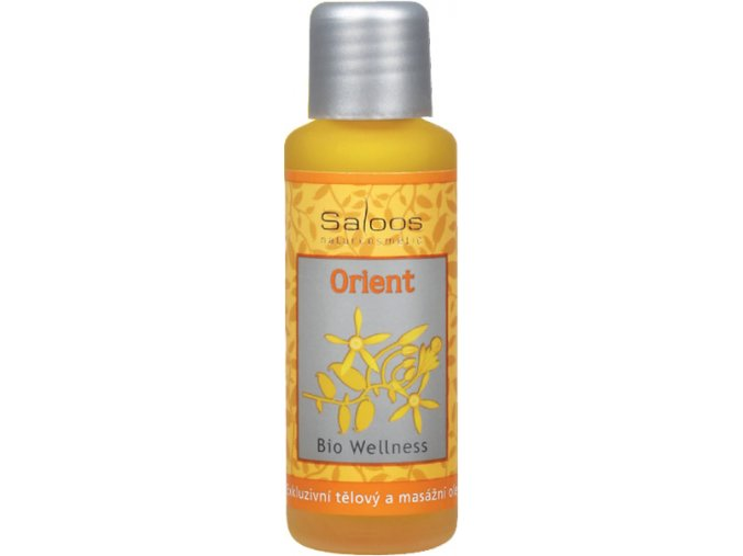 Orient - wellness olej