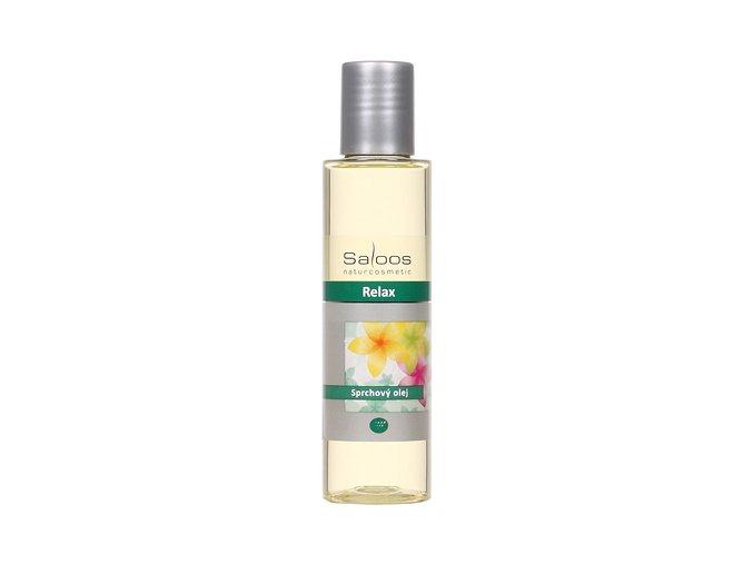 Relax sprchový olej