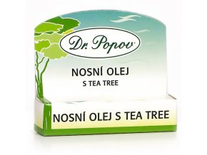 nosni olej tea tree roll
