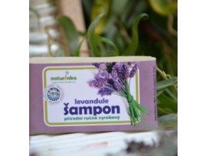 Levandulový šampon