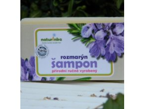 Rozmarýnový šampon