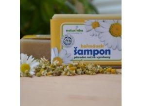 Heřmánkový šampon