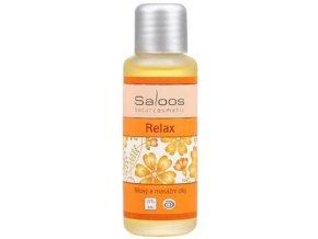 Relax - tělový a masážní olej