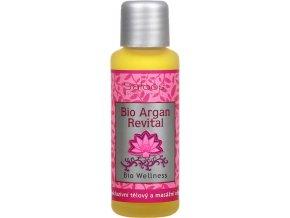 Bio Argan revital - wellness olej
