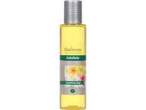 Celulinie sprchový olej
