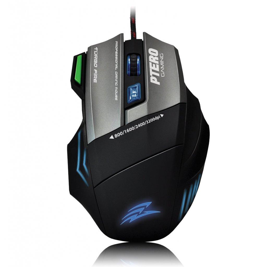 EVOLVEO Ptero GMX90 herní myš, 3200DPI