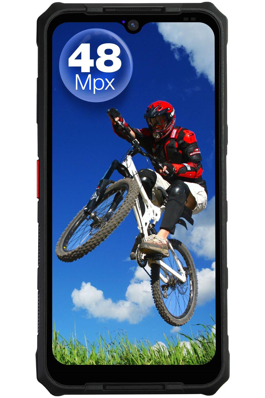 EVOLVEO StrongPhone G9, vodotěsný odolný telefon