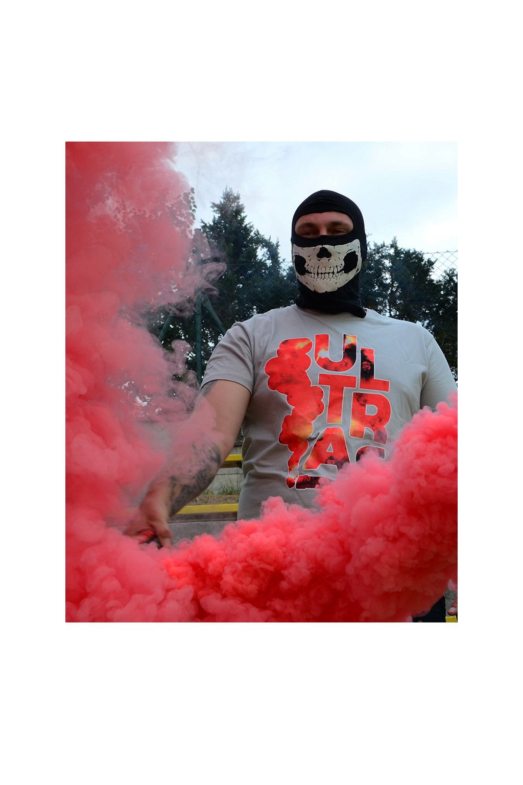 tricko fanswear ultras cervene 02