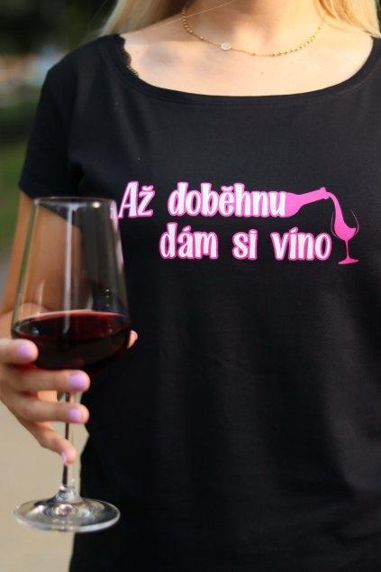 Tričko víno