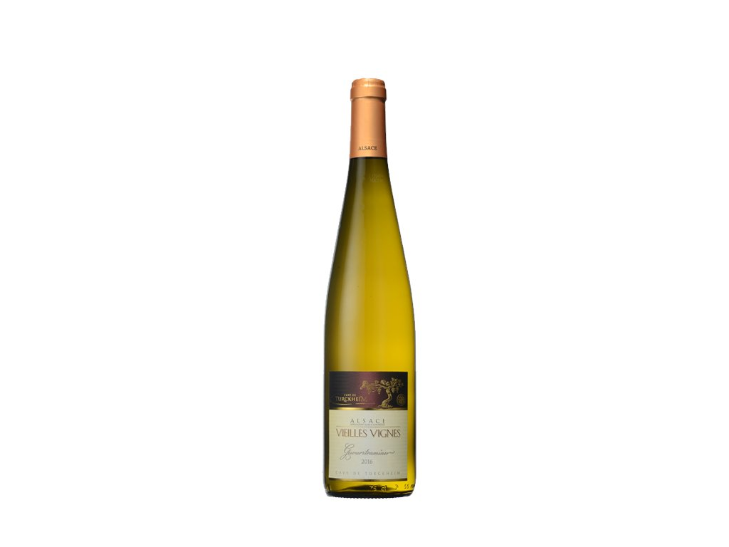 Alsasko Riesling Vielles Vignes 2016 ok