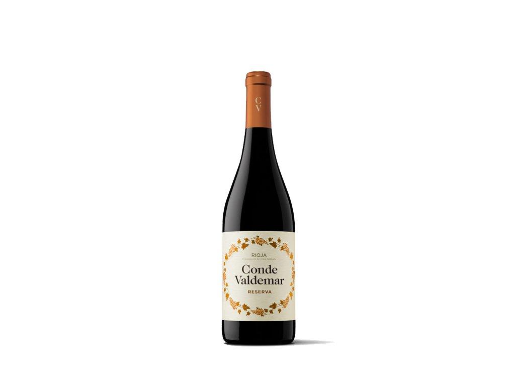 Rioja Conde Valdemar Reserva 2012