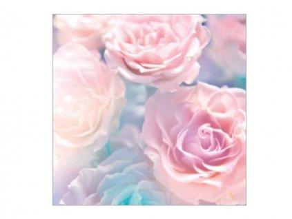 Servítky Ruže