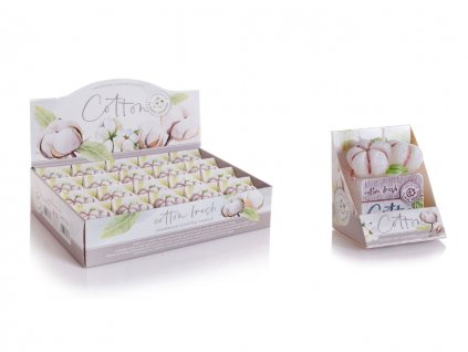 Sviečka aromatická v krabičke - cotton