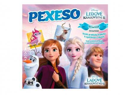 Pexeso ľadové kráľovstvo