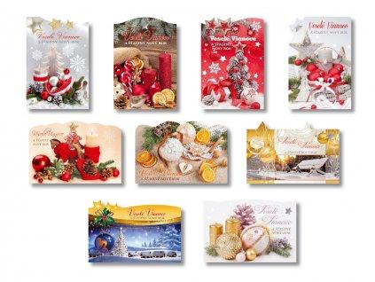 Vianočné pohľadnice - všeobecné