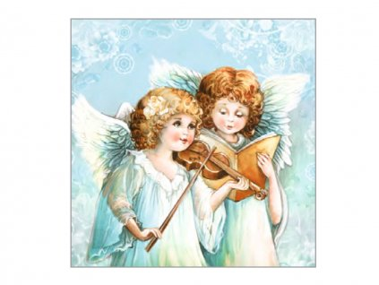 Servítky Anjel