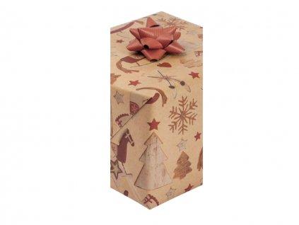 """Vianočný baliaci papier """"EKO"""" Dekorácie"""