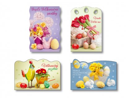 Veľkonočné pohľadnice - všeobecné