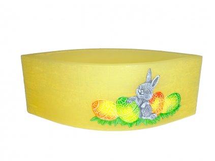 Svietnik slza žltý - zajačik a vajíčka
