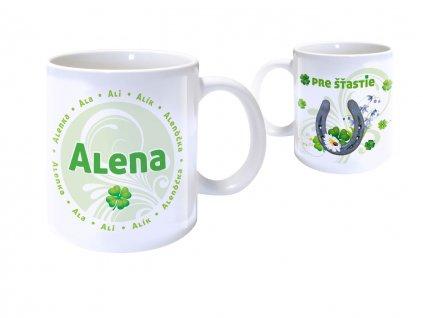 Hrnček s menom - ALENA